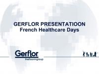 Gerflor Armenie presentation